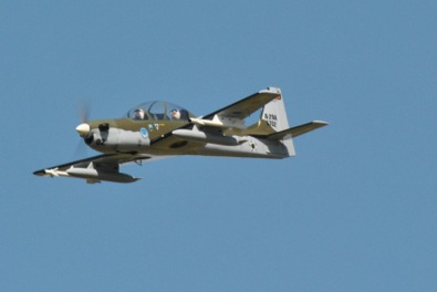 Just one of the super models - Tucano
