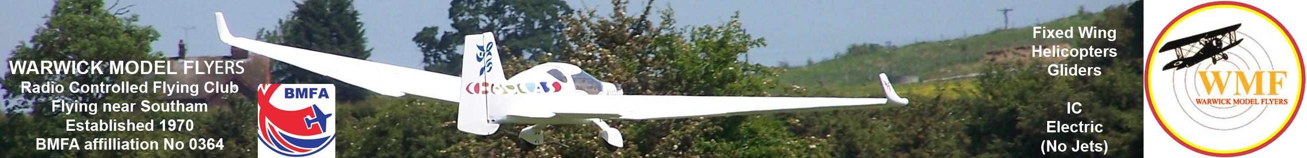 Warwick Model Flyers